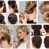 Different hairstyles for medium length hair