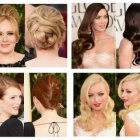 Hairstyle for medium hair for women