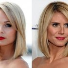 Medium length hairstyles for women with fine hair