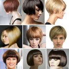 Pictures of medium haircuts