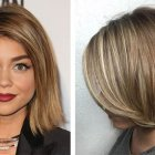 Pictures of medium length hairstyles