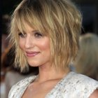 Pictures of medium length layered haircuts